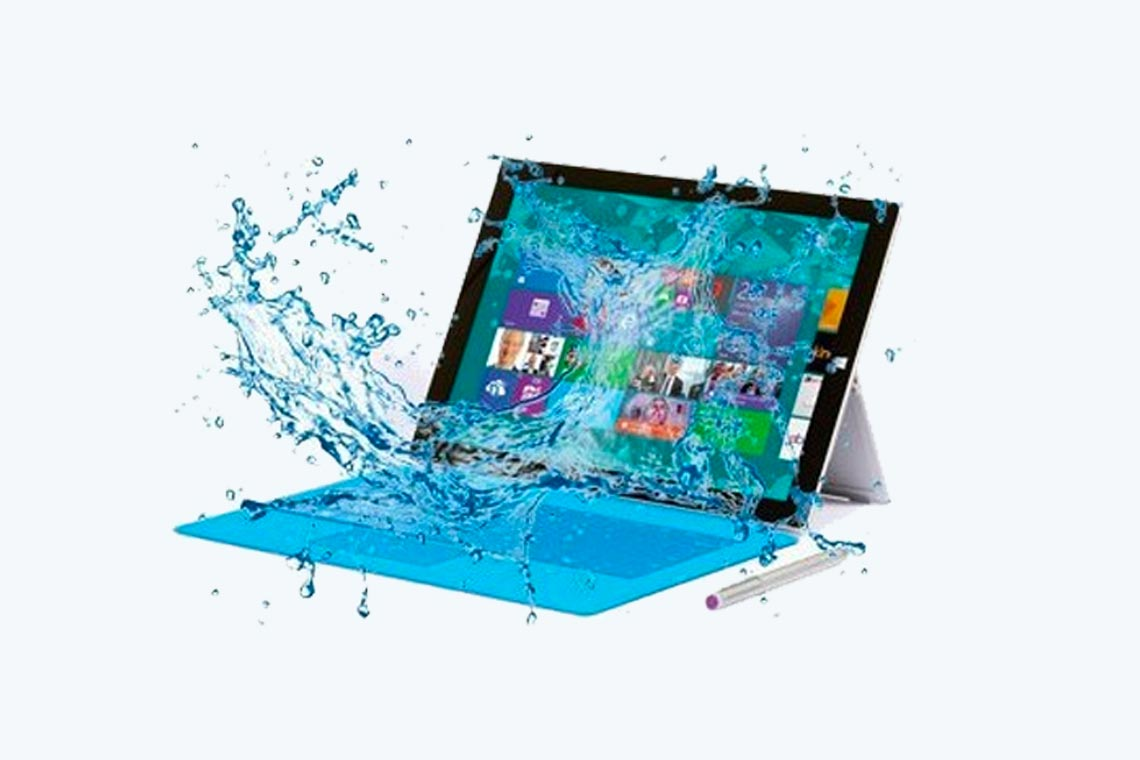 Microsoft-Surface-Pro-water-damageRepair-Services-Dubai